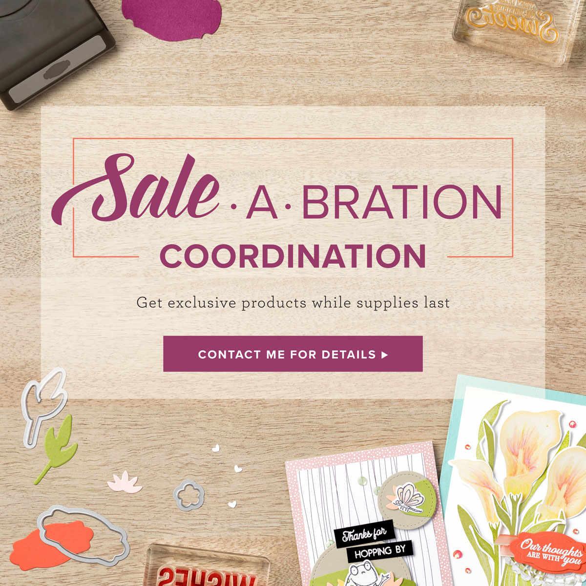 2019 SAB Coordination